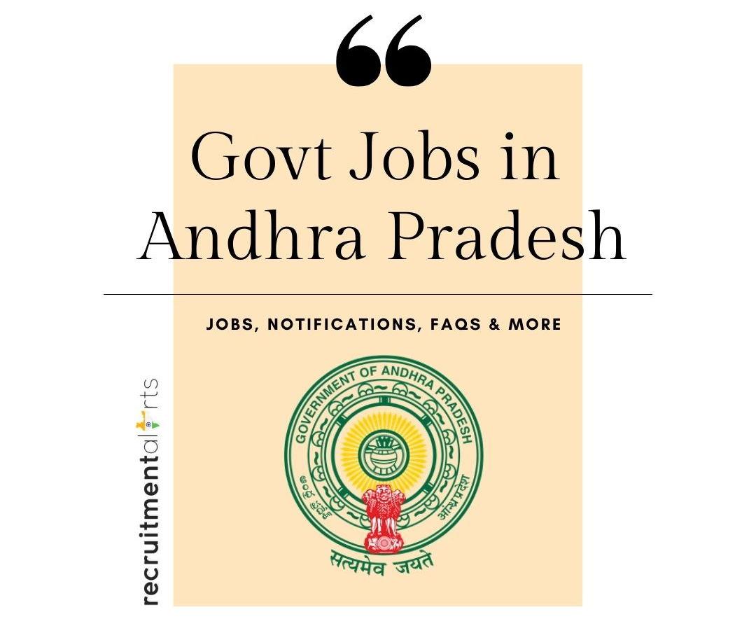 AP Govt Jobs 2021